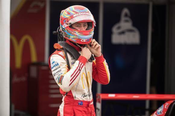 Young driver to receive Sport Australia Hall of Fame mentorship