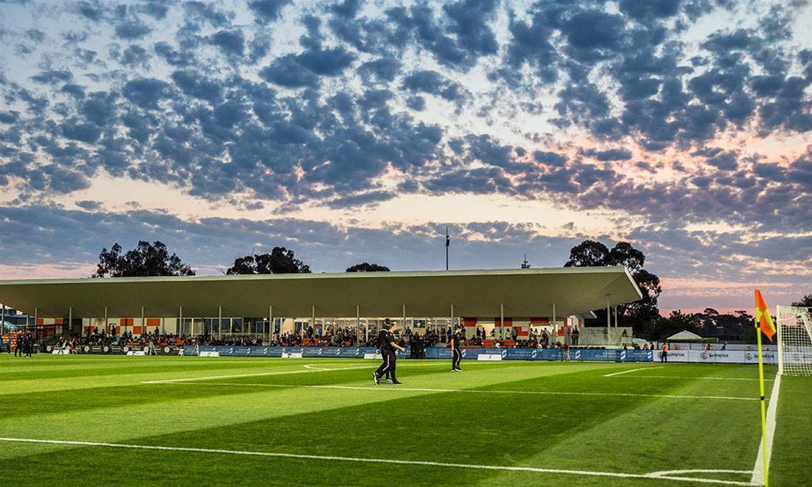 Melbourne City woo Shepparton fans with pre-season games