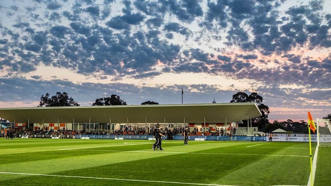 Melbourne City woo Shepparton fans with pre-season games
