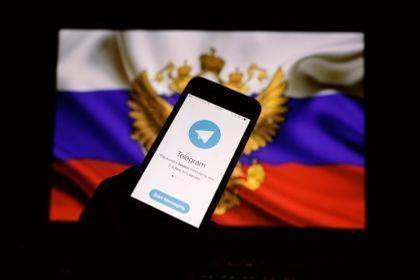 Russia demands that Apple removes Telegram from App Store
