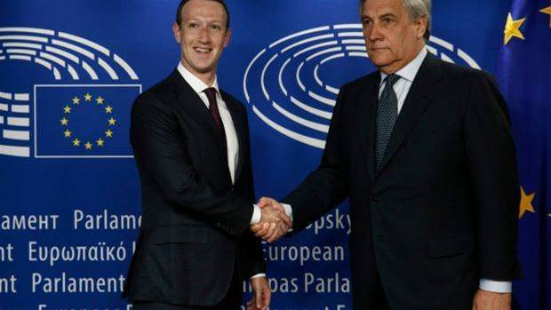 Zuckerberg sails through European Parliament's questioning