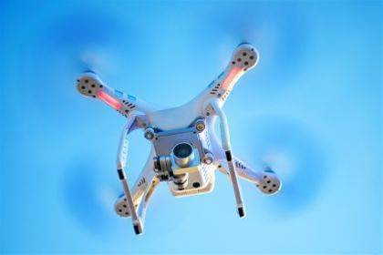 Scientists build drones capable of detecting violence in crowds