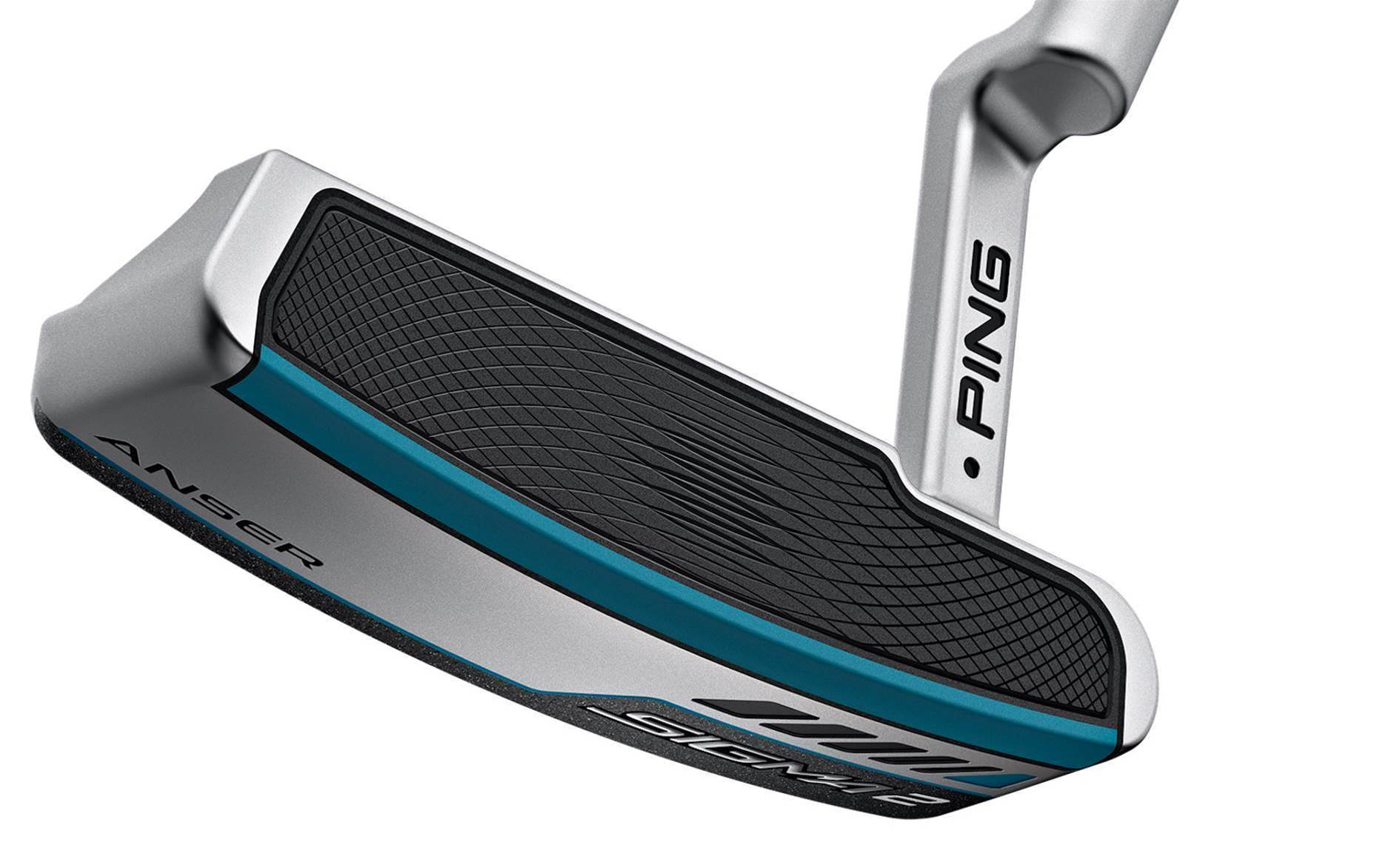 Ping Sigma 2 putters add feel and adjustability