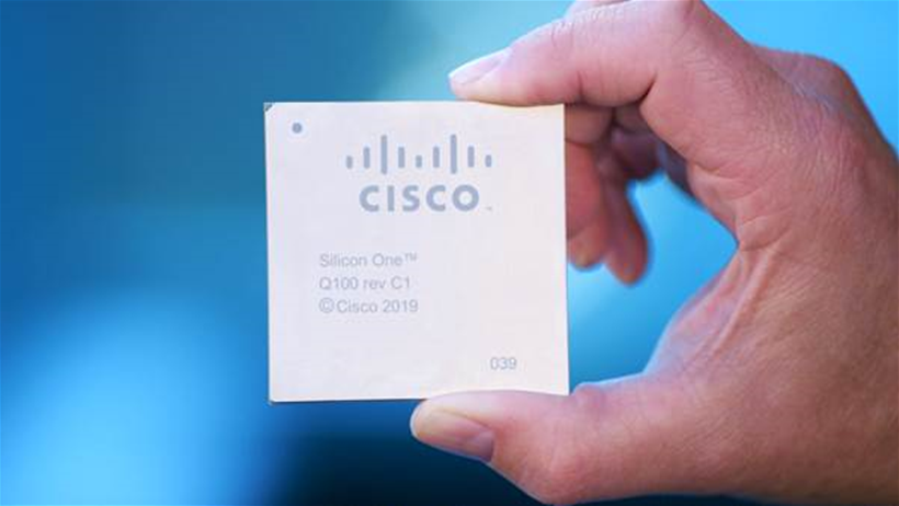Cisco unveils building block for future networking