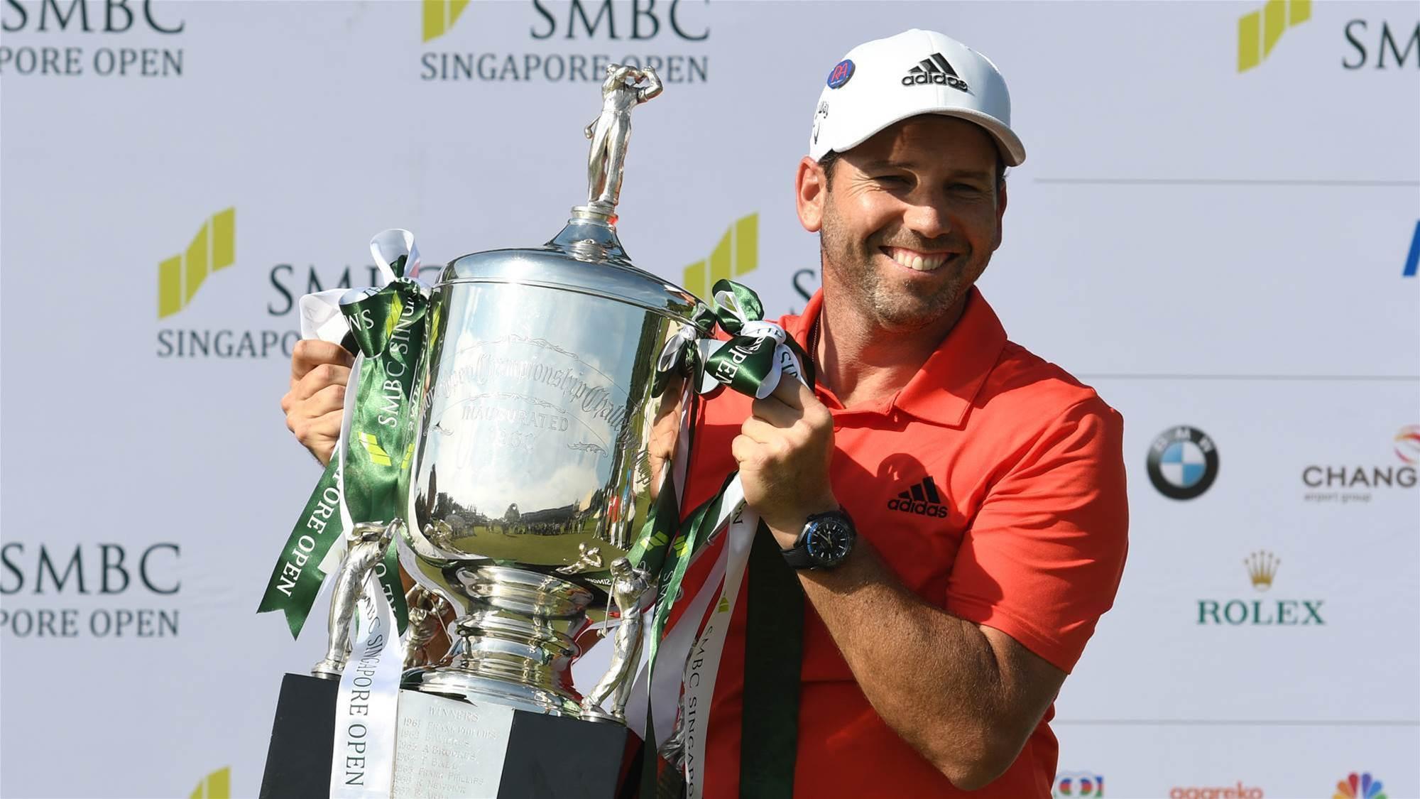ASIAN TOUR: Singapore Open to start 2019 season