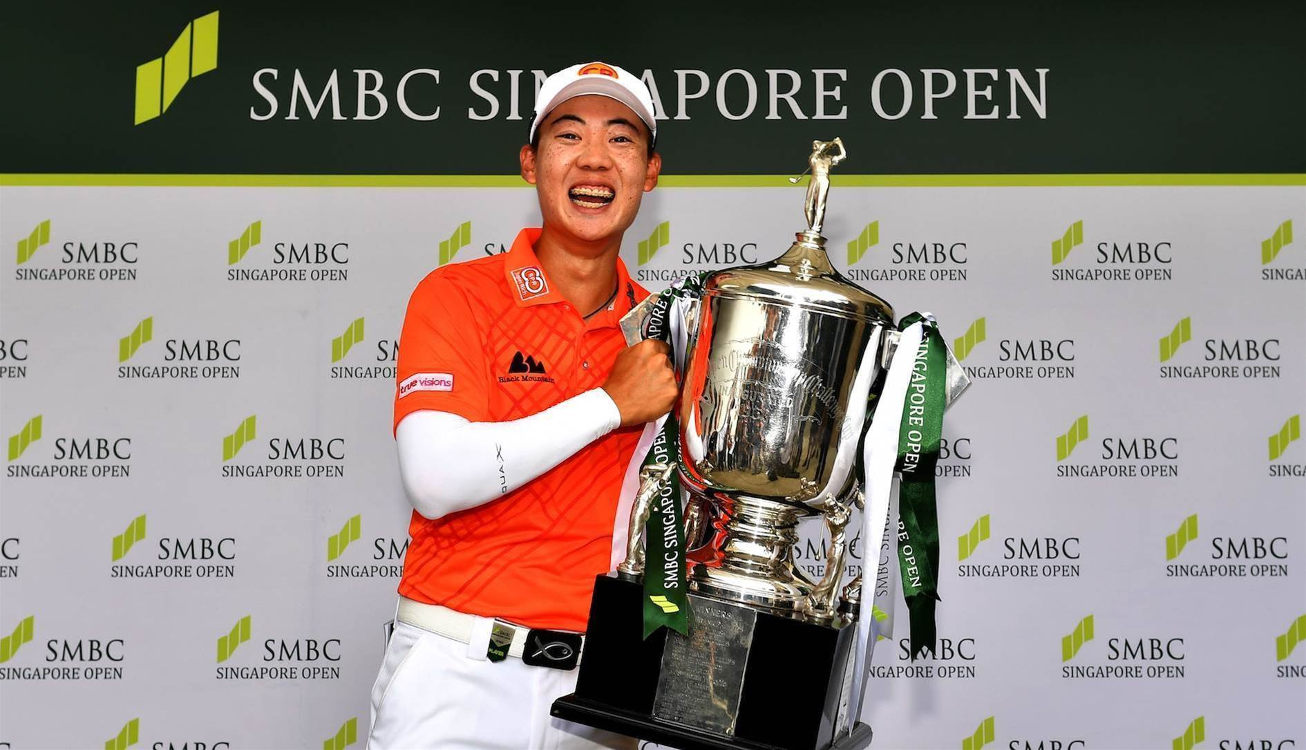 ASIAN TOUR: Jazz finds winning rhythm at Singapore Open