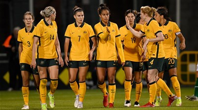 Matildas squad named for first home matches in nearly 600 days