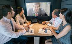 Teams video calls expanding to 9 visible participants