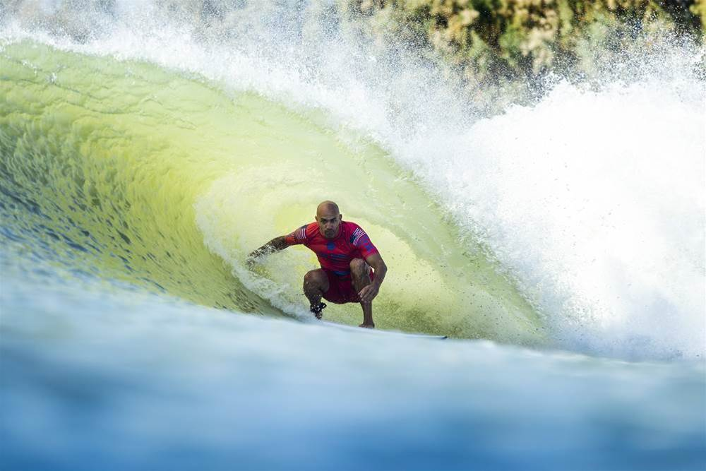 Kelly Slater's Wave Pool Contest Format Is Incredible!
