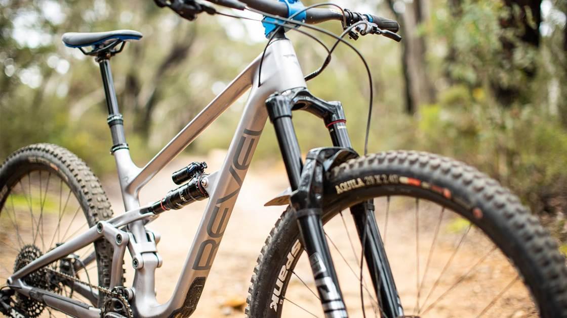 FIRST LOOK: Revel Rascal trail bike
