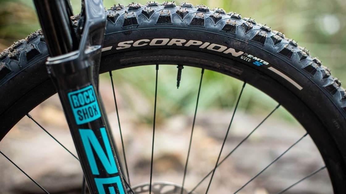 TESTED: Pirelli Scorpion eMTB tyres