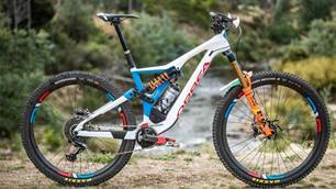 Bike Check: Thomas Lapeyrie's Orbea Rallon