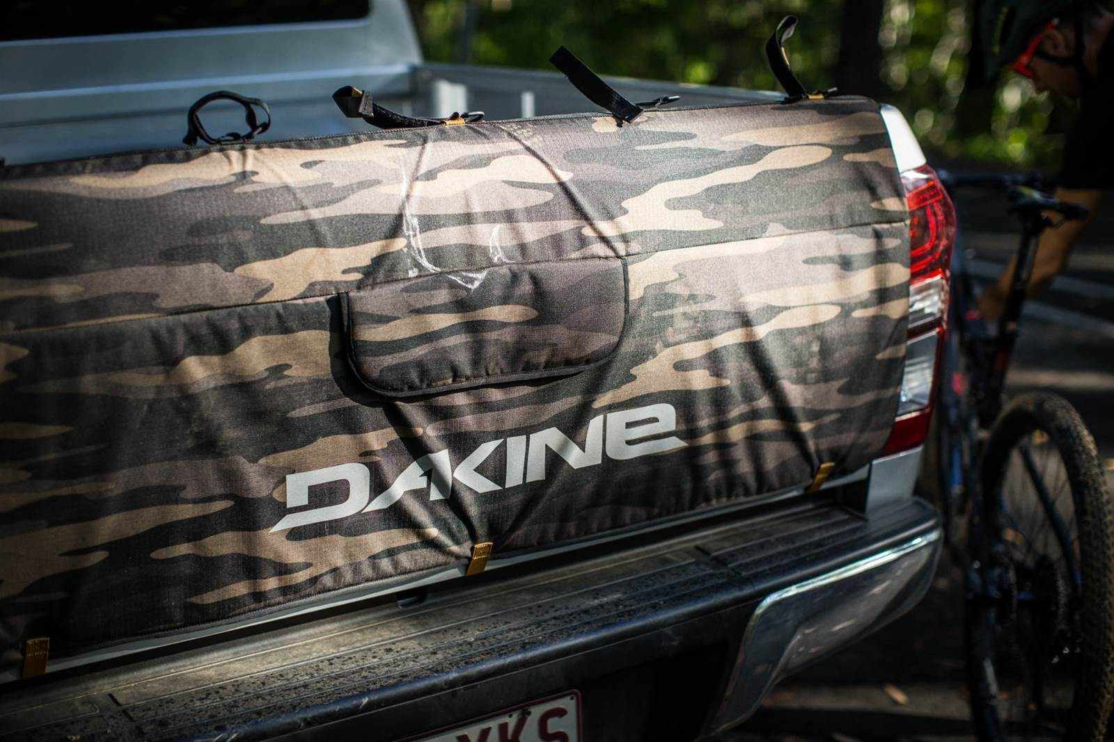 TESTED: Dakine Pickup Pad