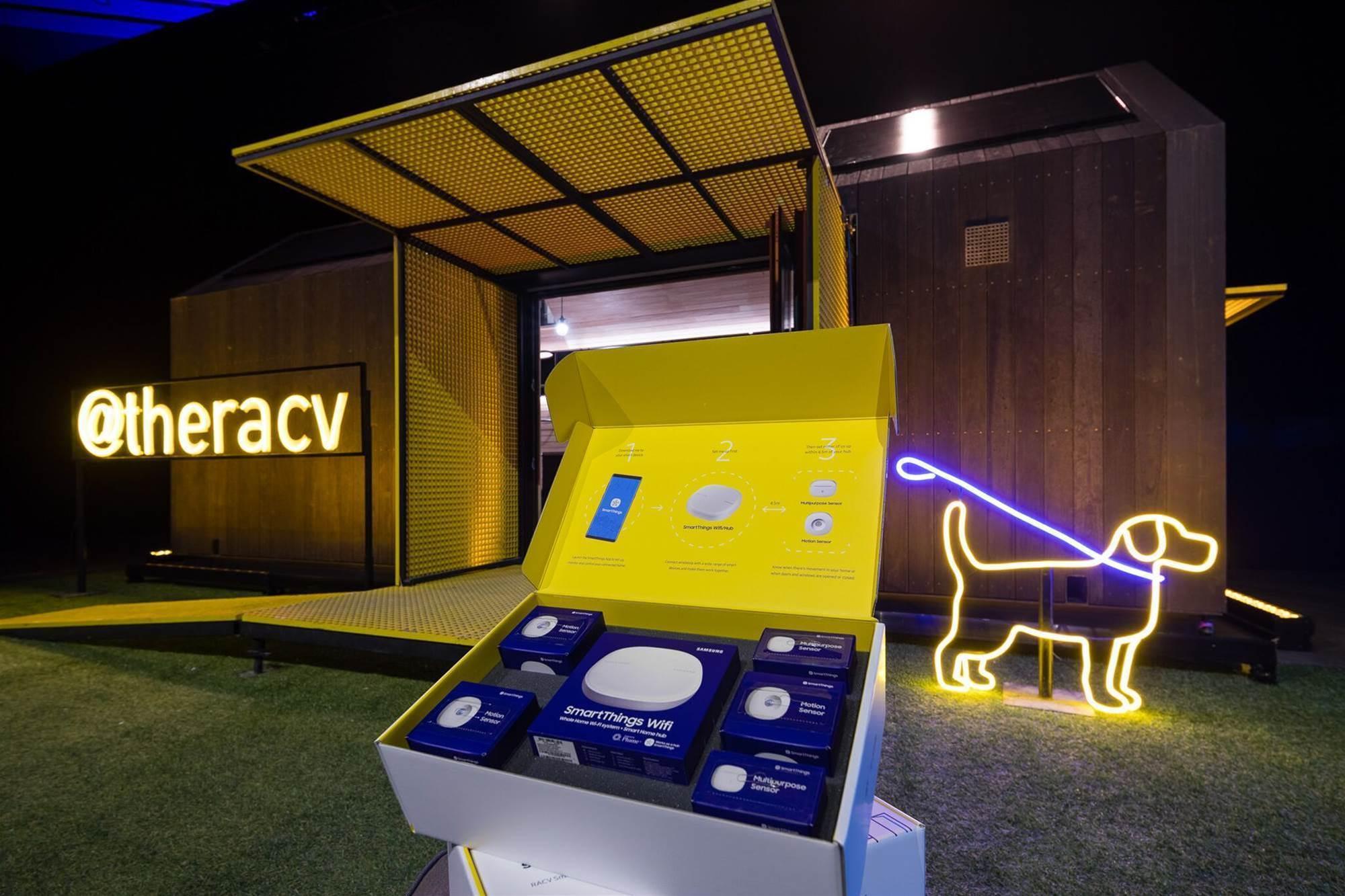 RACV begins selling home IOT hub in Melbourne