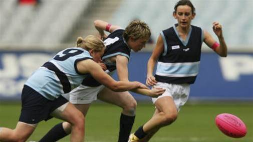 Carlton announce McFerran as Senior VFLW Coach