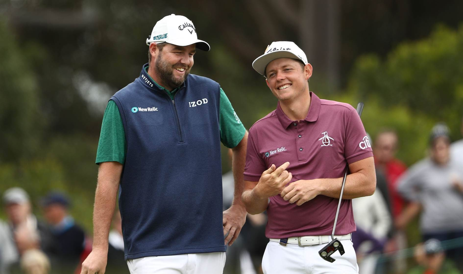 Leishman and Smith ready for major glory