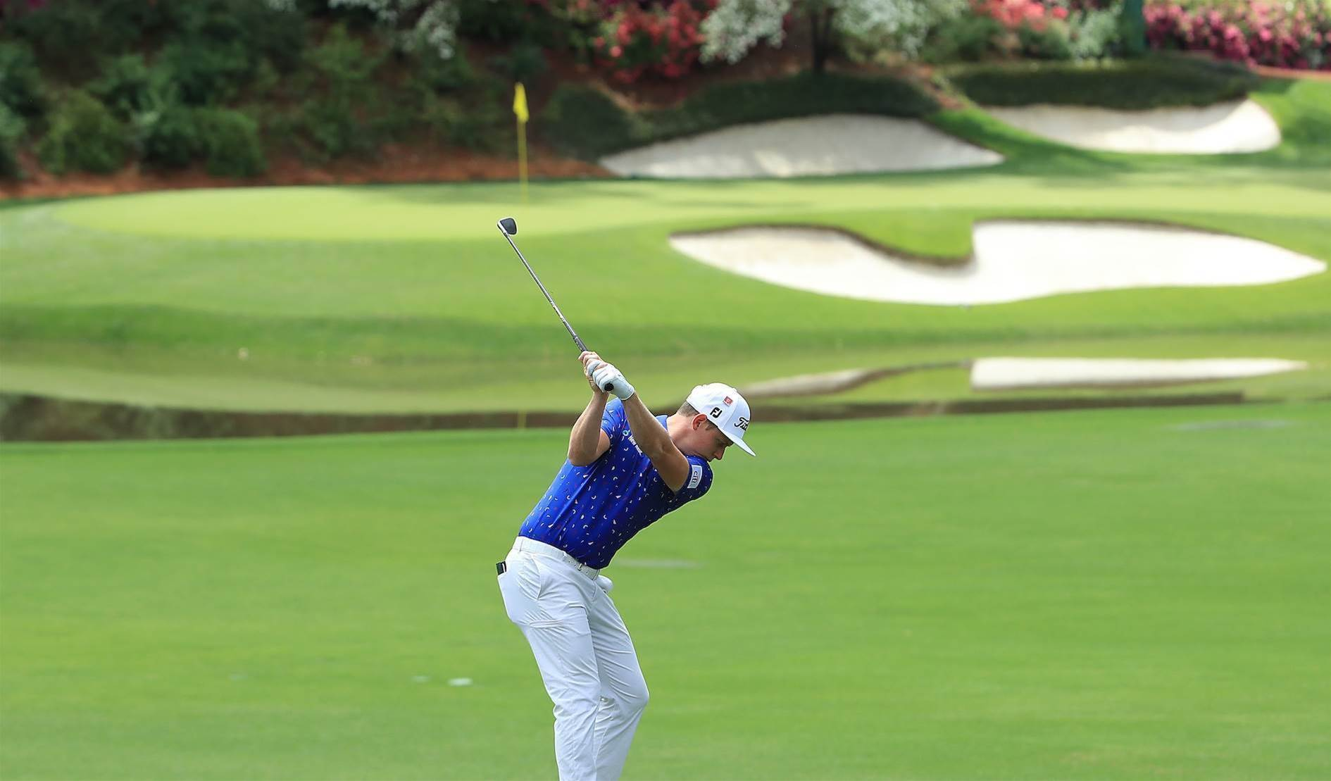 Long and soft Augusta no problem for Smith