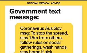 Telcos send out millions of COVID-19 SMSs for Aus government