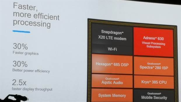 Qualcomm Snapdragon 845 preview: 2018's flagship phones will be faster, more efficient and have better cameras