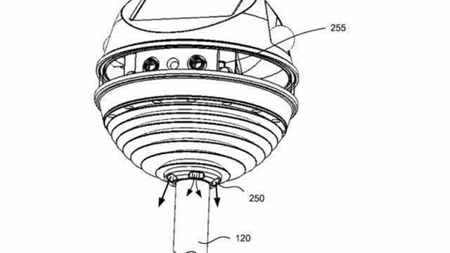 Facebook has filed a patent for a roaming Segway-style robot and we have no idea what it's playing at