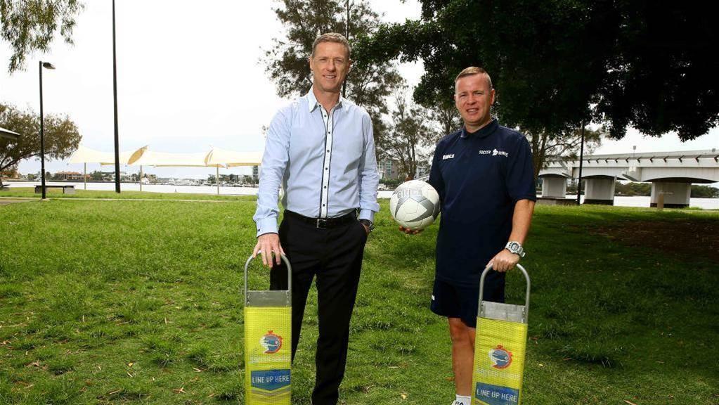 Moore wants 'Soccer Genius' nationwide
