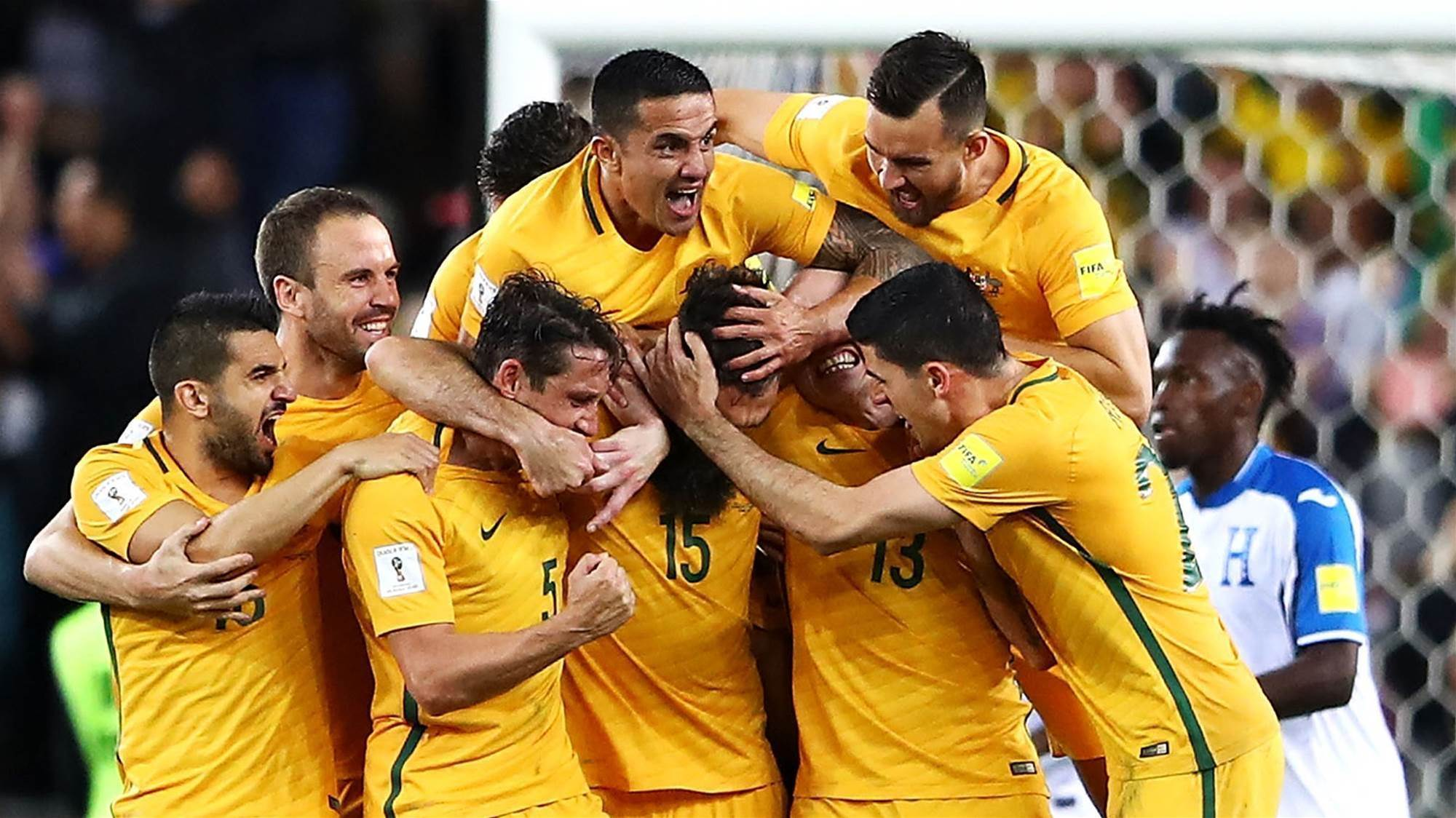 Are the Socceroos past their prime?