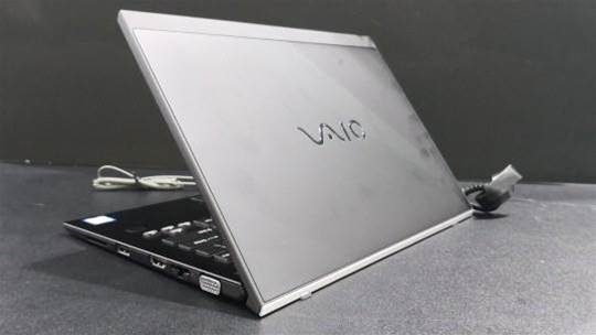 Vaio laptops are coming back, but Sony's still not involved