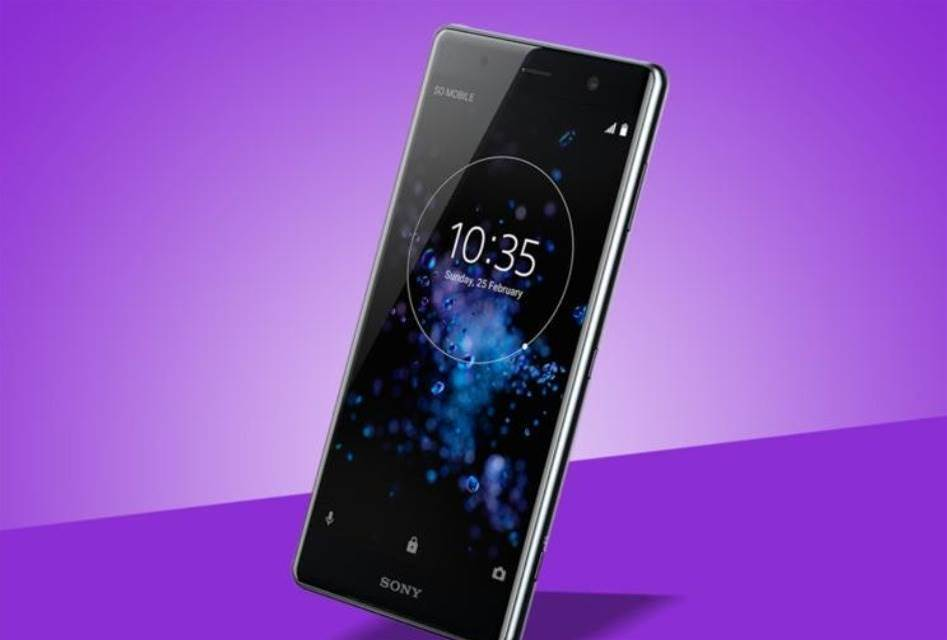 Sony's XZ2 Premium has a 4K display and a beast of a camera