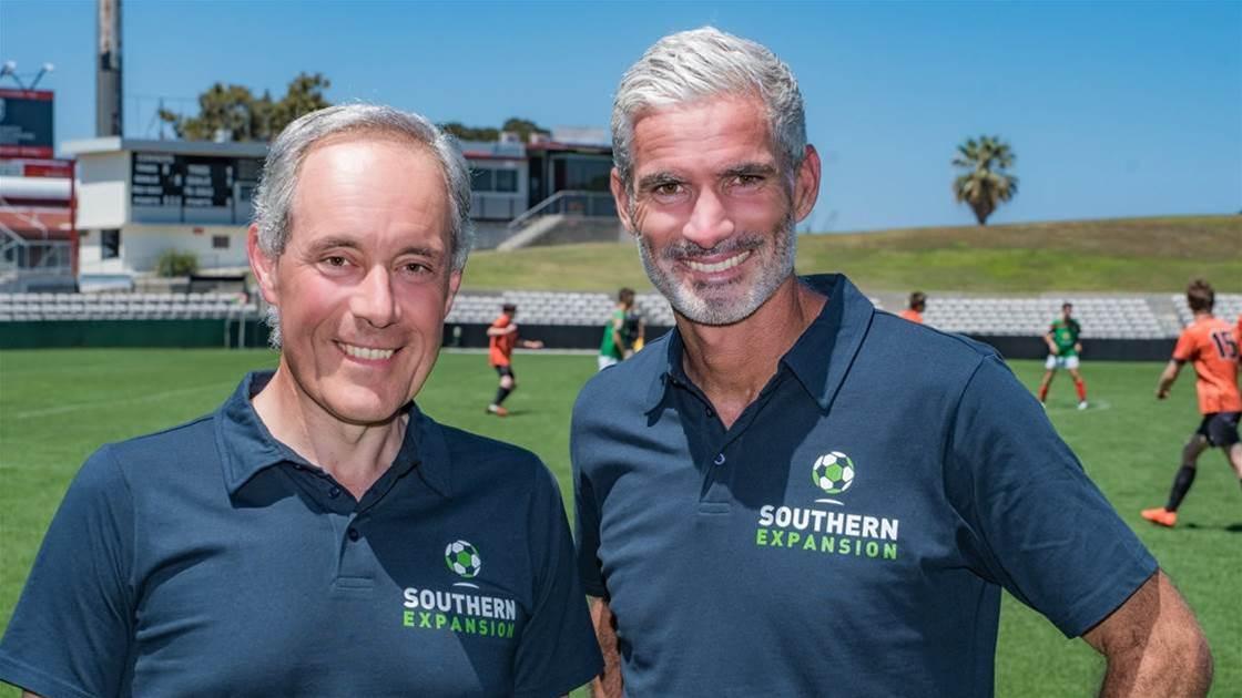 Southern Expansion hits back: Sydney FC 'ridiculous', Macarthur bid 'a drag'