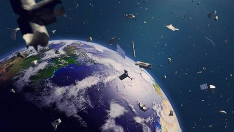Canada backs startup to boost data on space debris