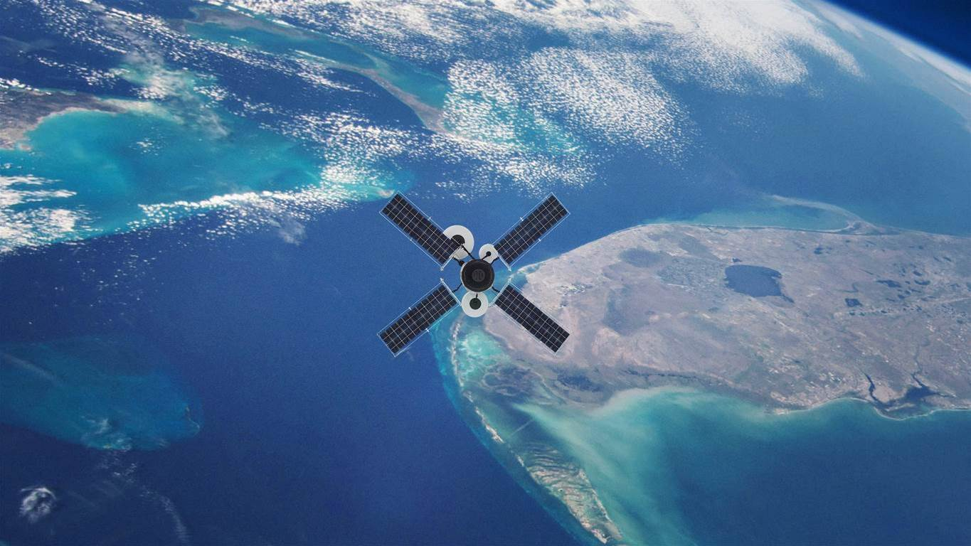 Spy satellites quietly move to subscription licensing