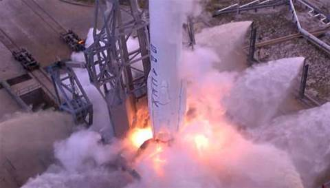 SpaceX's simulated spacecraft becomes unstable in parachute test: CNBC