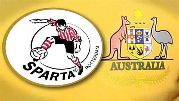 Aussie midfielder joins Sparta Rotterdam