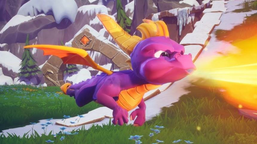 Spyro Reignited Trilogy first gameplay shows it could be the perfect nostalgia trip