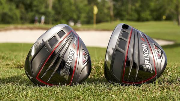 Srixon improves distance and feel with new Z Series
