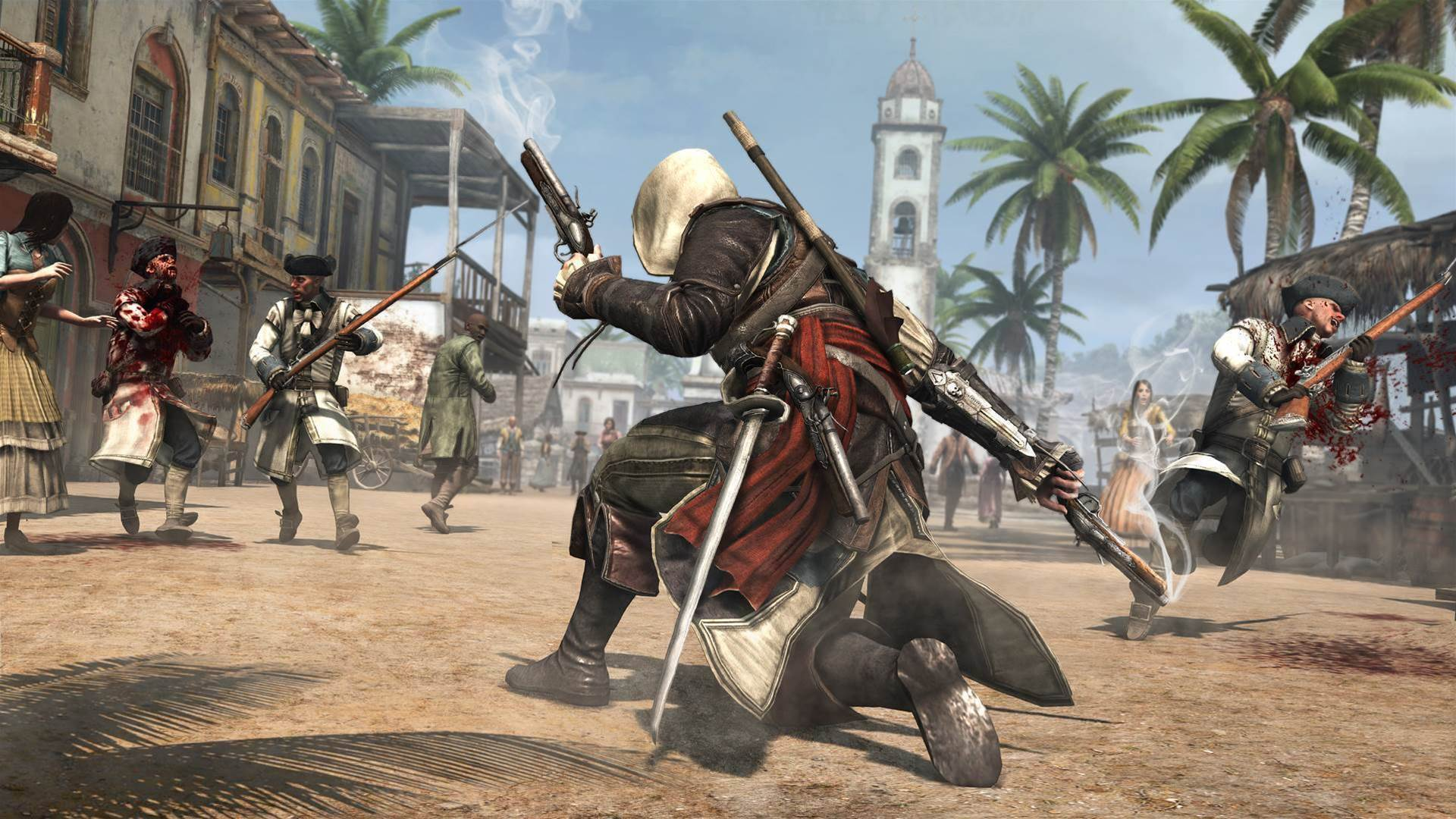 Merry Xmas! Ubisoft offers up two complete FREE PC games!