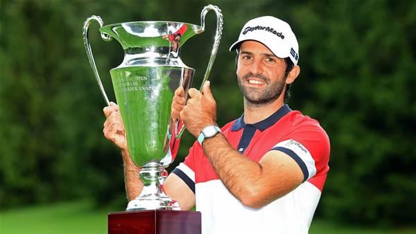 Winner's Bag: Joël Stalter – Euram Bank Open