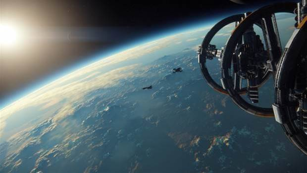 Crytek sues the makers of Star Citizen