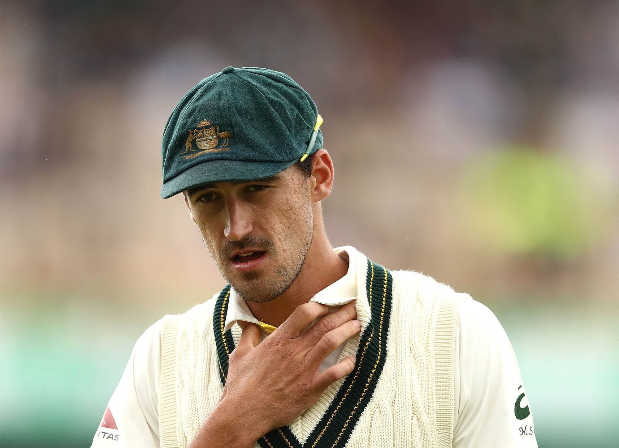 Starc receives scans ahead of Boxing Day Test