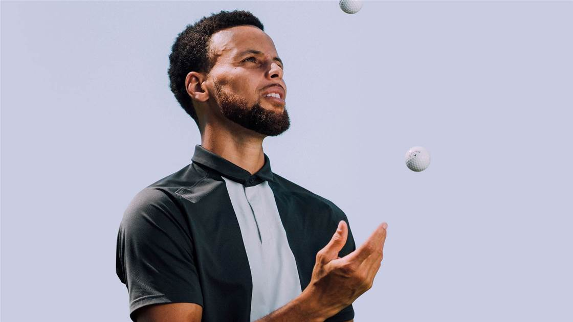 NBA star Stephen Curry and Callaway announce partnership