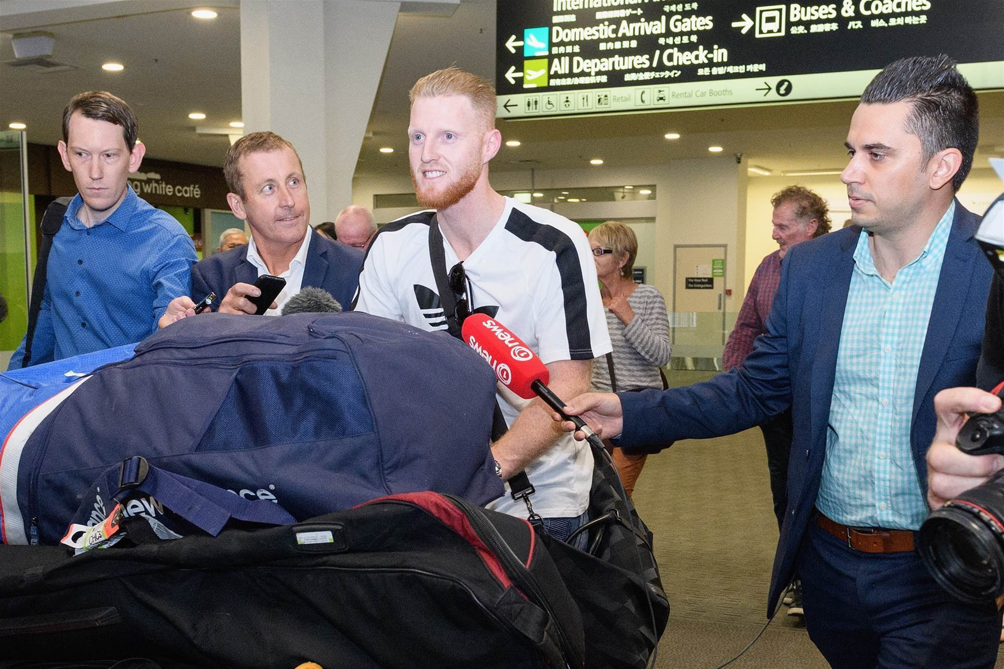 Stokes' Ashes quest gains momentum
