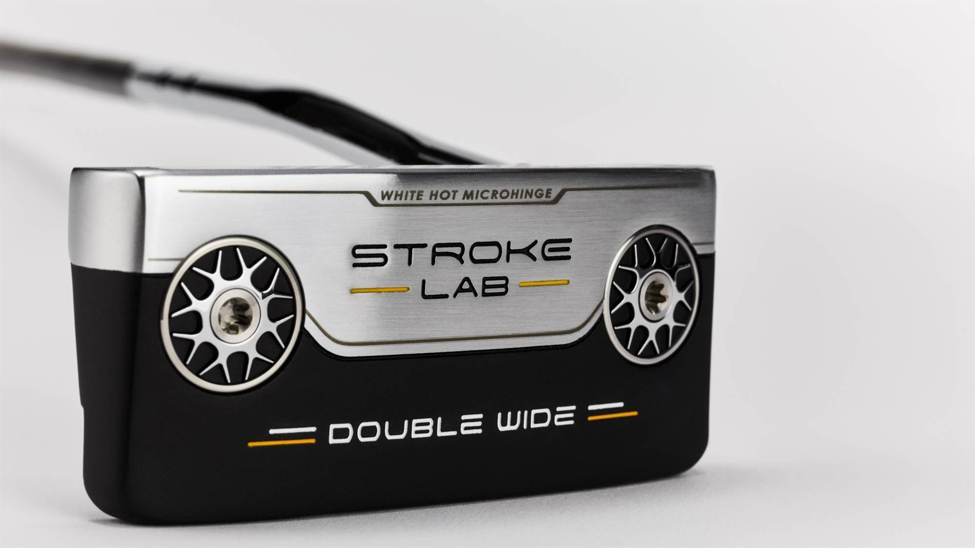 NEW GEAR: Odyssey Stroke Lab putters