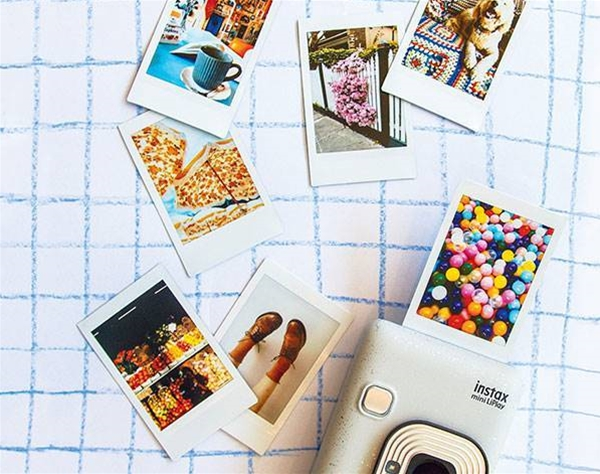 subscribe to win an instax camera and film pack