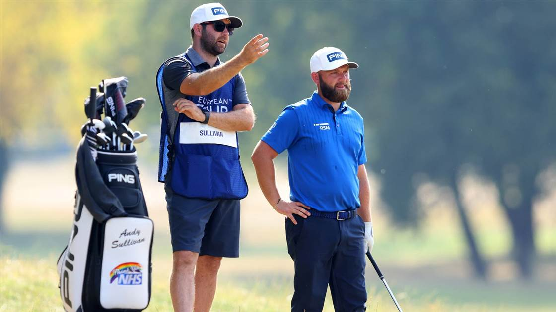 Winner's Bag: Andy Sullivan – English Championship