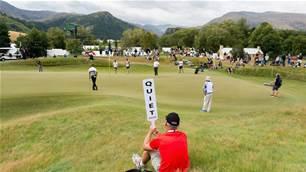 Australian summer of golf cancelled