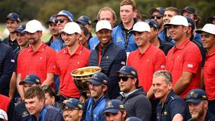 Tiger and team do it again