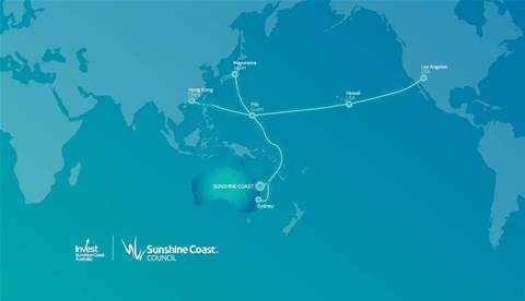 Sunshine Coast cable landing build gets underway
