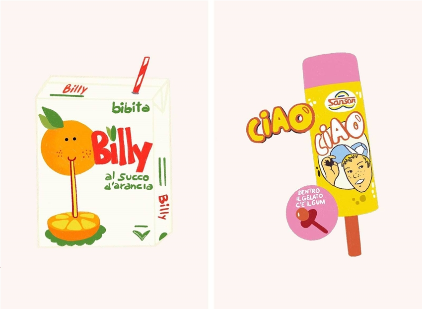 feast your eyes on these scrummy illustrations