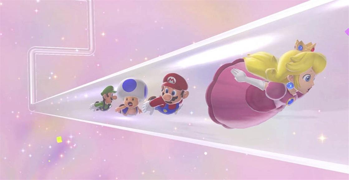 Cheats: Super Mario 3D World