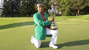 Taiwan Masters enjoys prizemoney boost